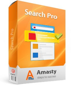 AMASTY Search Pro for Magento.